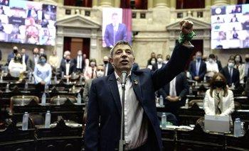 Quién es Juan Carlos Giordano, el diputado que reemplazó a Romina del Plá   Congreso