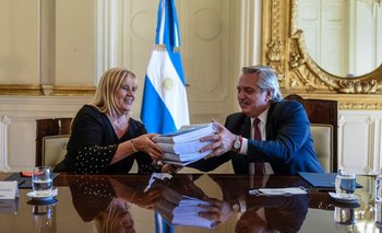 Reforma judicial: Alberto Fernández recibió el informe del Consejo Consultivo | Reforma judicial