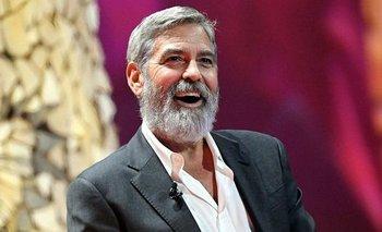 George Clooney reveló haber superado una grave enfermedad   Hollywood