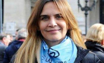 La furia de Amalia Granata por la legalización del aborto   En redes