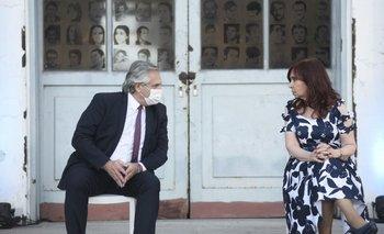 Alberto y CFK: un enroque para afrontar los meses más difíciles | Panorama político