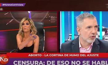 Canosa atacó a Duggan tras denunciar que la censuraron | Viviana canosa