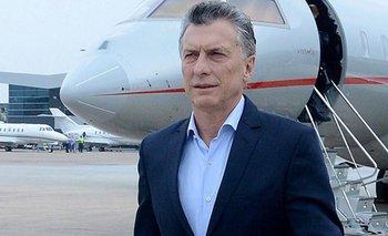 El lamentable comentario de Macri por el aeropuerto de El Palomar | Mauricio macri