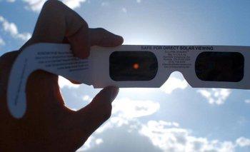 Eclipse solar 2020: Recomendaciones para no dañar la vista al verlo | Eclipse solar