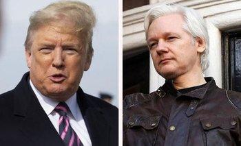 Un asesor de Donald Trump aseguró que indultarán a Julian Assange   Estados unidos