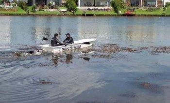 Escobar: hallaron el cuerpo del joven que cayó del kayak en un country  | Provincia