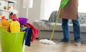 Cómo quedó el aumento para los trabajadores de casas particulares | Paritarias