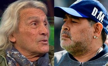 El Loco Gatti y un repudiable comentario tras la muerte de Maradona   Televisión