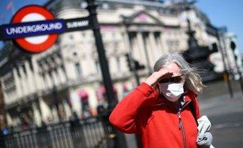 Alertan por la ineficacia de algunos barbijos contra la cepa británica | Coronavirus
