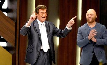 Masterchef recibió a Silvio Soldán para jugar con los famosos | Televisión