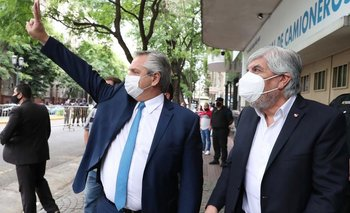 """Hugo Moyano: """"En noviembre reventamos las urnas""""   Elecciones 2021"""
