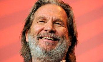 Jeff Bridges compartió una emotiva foto de su lucha contra el cáncer | Hollywood