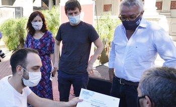 Tigre: se entregaron los premios del Concurso de Cuentos Haroldo Conti | Provincia