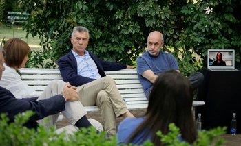 Macri entró a La Nación + para tratar de volver en 2023 | Juntos por el cambio