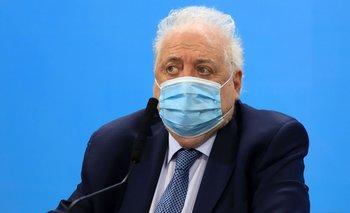 Ginés adelantó que la vacuna Sputnik se aprobará para mayores de 60 años | Vacuna del coronavirus