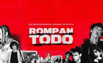 """Rompan todo"": el documental de Netflix sobre el rock en Latinoamérica | Netflix"
