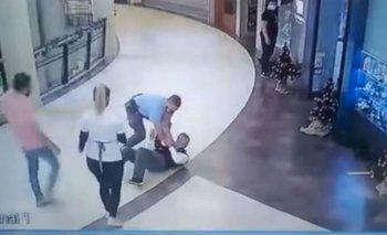 Así atacó la policía a un juez por una discusión en un supermercado | Neuquén