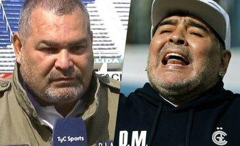 Chilavert disparó contra Maradona tras su muerte | Murió diego maradona