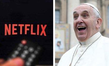 Netflix: el Papa Francisco debutará como actor en una serie | Series
