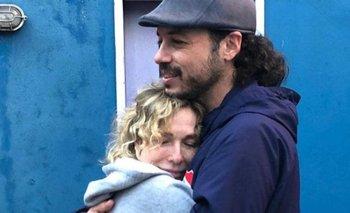 Nacho Levy confirmó su romance con Gloria Carrá con una tierna foto | En redes