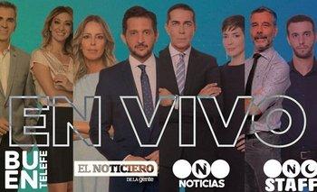 Alerta en Telefe Noticias: un conductor dio positivo de coronavirus | Telefe
