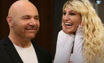 La foto cariñosa de Martitegui y Xipolitakis que levantó sospechas de romance | Masterchef celebrity