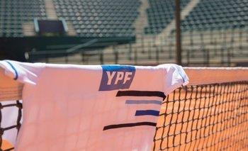 YPF comienza su vínculo con la Asociación Argentina de Tenis   Ypf