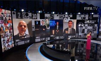 El insólito papelón de la FIFA en los premios The Best | Fútbol
