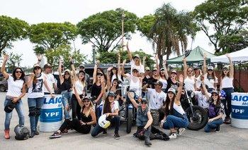 Alianza entre YPF Elaion Moto y Mujeres al mando | Información general