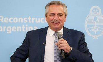 Alberto Fernández arranca el 2021 con una imagen positiva arriba del 60% | Alberto presidente