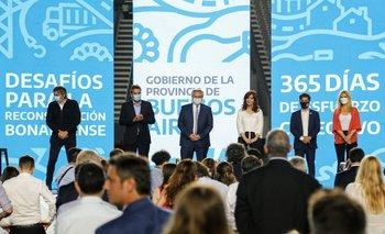 Unidad y nuevos derechos: la fórmula del oficialismo para 2021 | Frente de todos