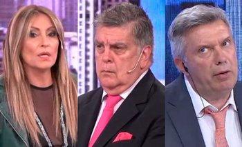 Marcela Tauro explotó contra Luis Ventura y Mauricio D'Alessandro | Televisión