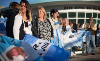 Familiares de tripulantes del ARA San Juan niegan haber pedido USD 44 millones | Ara san juan