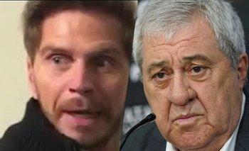 El Pollo Vignolo y una broma nefasta sobre el presidente de Boca | Pollo vignolo