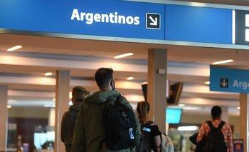 Varados: el Gobierno amplió el cupo para ingresar al país | Coronavirus en argentina