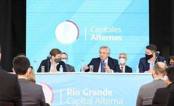 """Fuerte respaldo de Alberto a ministros: """"Solo tengo gratitud y reconocimiento""""   El gabinete de alberto"""