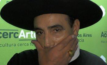 """El difícil momento del Chaqueño Palavecino: """"Buscando otro trabajo""""   Música"""