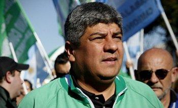 Pablo Moyano estalló contra Bullrich y desafió a la cúpula de la CGT | Picante