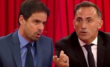 "Mariano Closs y un tenso cruce con Diego Latorre: ""Con su señora..."" | Mariano closs"