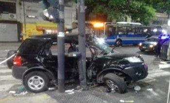 La ANSV se sumará en la causa por el accidente en Flores    Ciudad