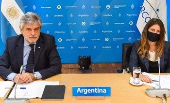 China reiteró su apoyo a la Argentina en la causa Malvinas | Cancillería