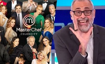 """Jorge Rial adelantó quién ganará MasterChef Celebrity: """"Está cerrado""""   Masterchef celebrity"""