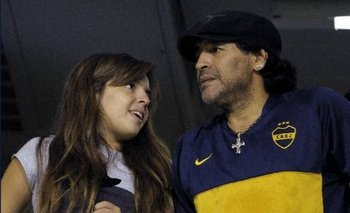 La fuerte crítica de Dalma Maradona a la dirigencia de Boca | Dalma maradona