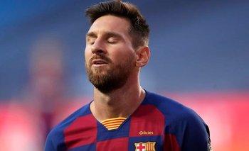 Fuerte denuncia del Santos contra Messi y Barcelona | Lionel messi