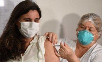 Mendoza aplicó sus primeras dosis de Sputnik-V | Vacuna del coronavirus