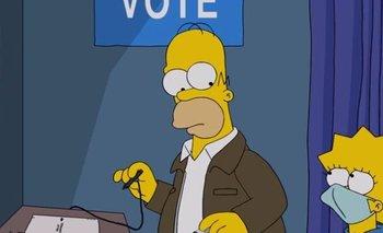 Los Simpson cierran el 2020 con una maratón de sus predicciones | Series