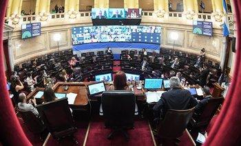 Se convirtió en ley el Plan de los 1000 Días  | Congreso de la nación