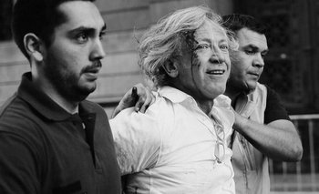 Sorpresivo: Máximo Kirchner le dedicó su discurso a Daniel Cantieri | Reforma previsional
