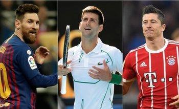 Los acontecimientos deportivos que marcaron el 2020   2020