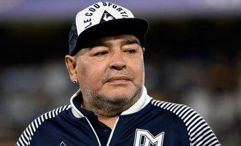 Encuentran la cara de Diego Maradona en una mancha de humedad | En redes
